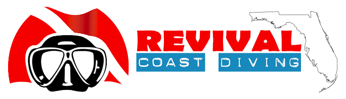 Revival Coast Diving & Water Sports LLC Logo