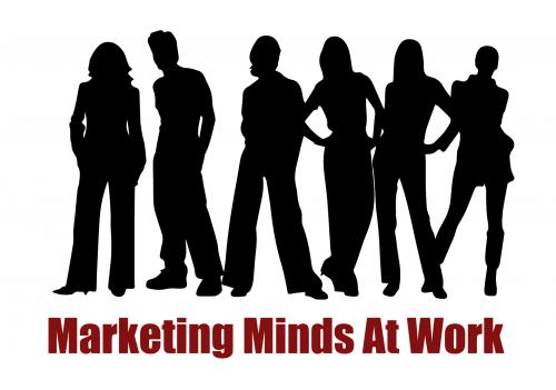Marketing Minds At Work'