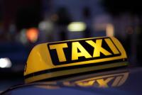 Taxi Orlando Cab Service Logo