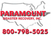 Logo for Paramount Disaster Recovery, Inc'