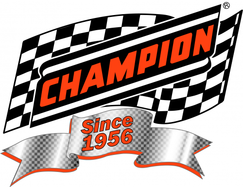 Company Logo For Champion Racing Oil'