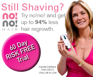 No No Hair Removal