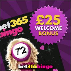 Bet365 Bingo'