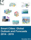 Smart Cities: Global Outlook and Forecasts 2014 - 2019'