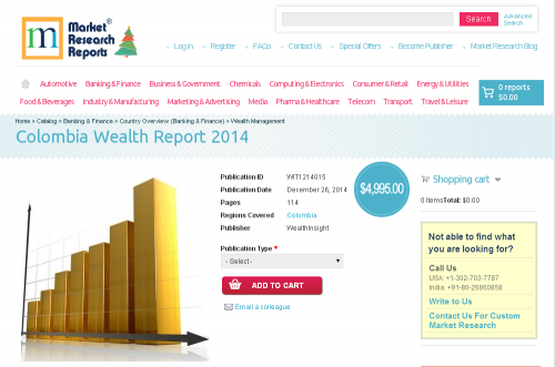 Colombia Wealth Report 2014'