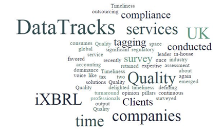 DataTracks Wins Customer Trust for its iXBRL Services in UK'