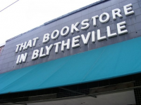 Chris Crawley That Bookstore In Blytheville.