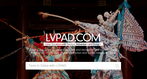 Lvpad.com, Revolutionizing the Tourism Industry'
