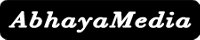 Logo for AbhayaMedia'