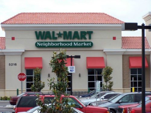Augusta Unveils Plans for Neighborhood Walmart'