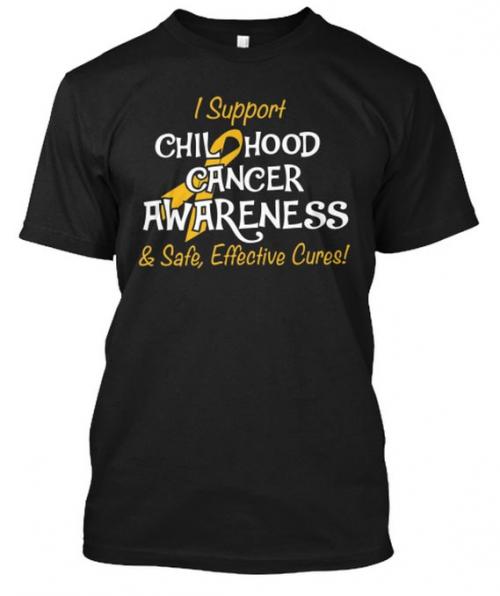 New Cancer Awareness Shirt Design'