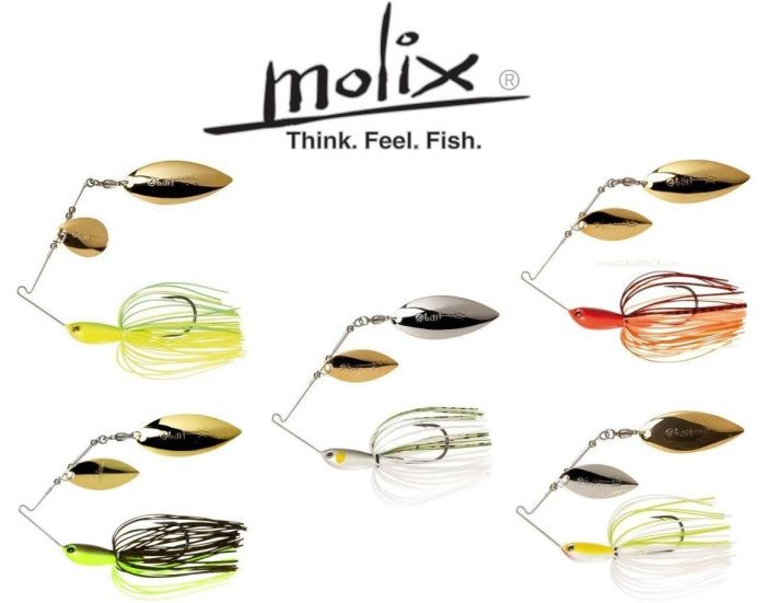 Molix Water Slash 3/8