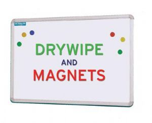Magnetic Whiteboards'