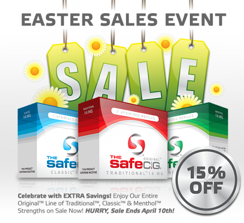 easter sale event'