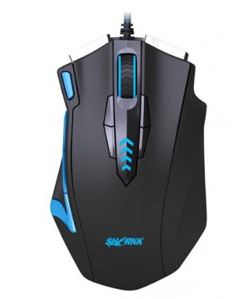 SHARKK 16400 DPI High Precision Programmable Laser 13 Button'