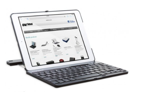 SHARKK Apple iPad Air 2 Bluetooth Keyboard