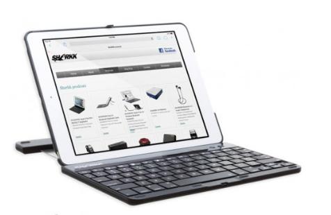 SHARKK Apple iPad Air 2 Bluetooth Keyboard'