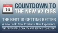 countdown for new V2 Cigs'