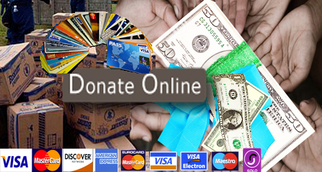 Donate Online for Human Wellbeing