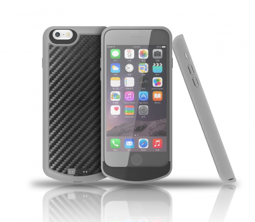 Qi ANTI-IMPACT Power Case for iPhone 6'