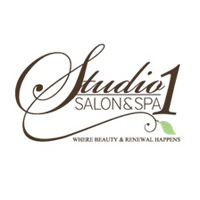 Studio 1 Salon & Spa Logo