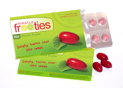 Miracle Berry Tablets'
