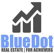 Blue Dot Real Estate Logo