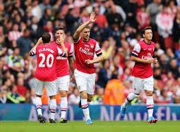 Arsenal Vs Stoke City Tickets'