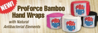 ProForce® Bamboo hand wraps