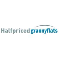 Half Priced Granny Flats Logo