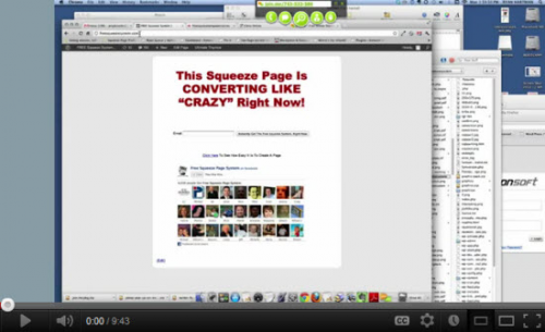 Automated follow up for the Empower Network!'