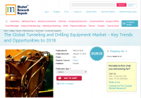 Global Tunneling and Drilling Equipment Market to 2018