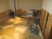 Bensalem Basement Flood Cleaning and Repairs