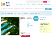 Emerging Market Data Centre Report 2015 to 2020