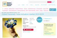 Global Pneumatic Valve Actuators market 2015-2019