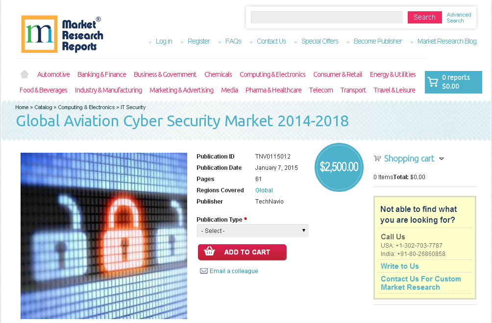 global aviation cyber security market Aviation cyber security market overview: aviation cyber security industry 2018 global market research report provide detailed analysis of growth factors of the aviation cyber security industry as well as it gives analysis the market share, trends, size, business methodologies, financial overview, growth prospects and forecast till 2023.