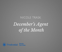 December Agent of the Month
