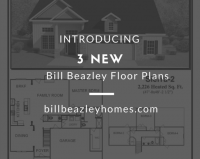 Introducing Our 3 Newest Floor Plans