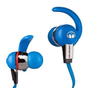 Monster iSport headphones'