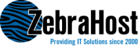 ZebraHost LLC Logo