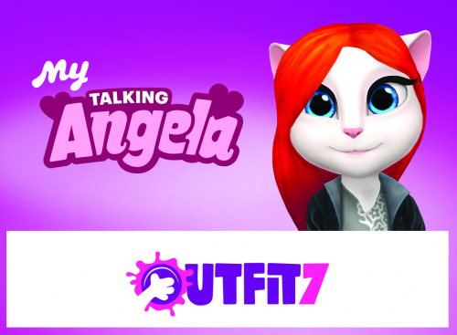 My Talking Angela from Outfit7'