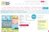 Travel and Tourism in Turkey to 2019