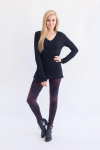 Best Leggings Ever! -Unique Fabric / Stylish / Made in USA