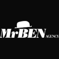 The Mr Ben Agency Logo