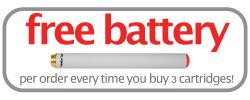 free battery offer'