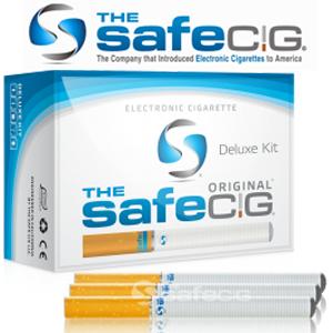 the safe cig'