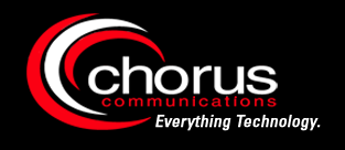 Company Logo For Chorus Communications'