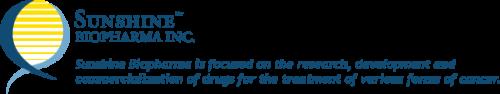 Company Logo For Sunshine Biopharma, Inc.'
