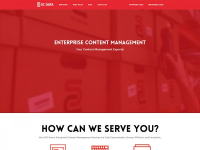 SC Data, Inc. Responsive Web Design