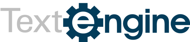 Text Engine Logo